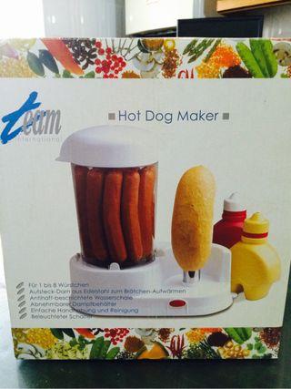 Maquina Hot Dog Perritos