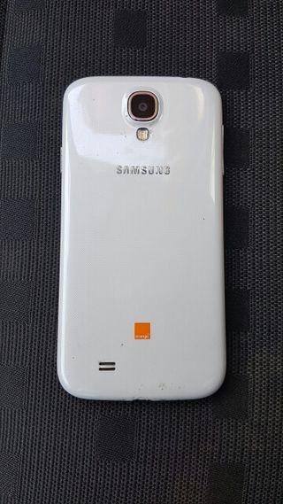 Samsung S4 blanco LIBRE