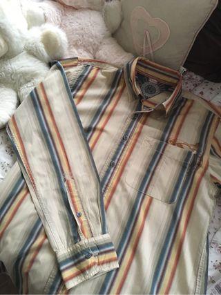 Original Camisa De Tonmy Hilfiger Talla XL