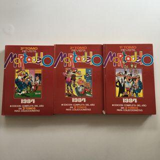Mortadelo Y Filemon Coleccion Completa 1984