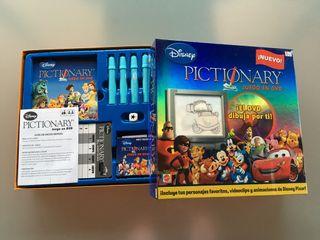 Pictionary Disney + DVD