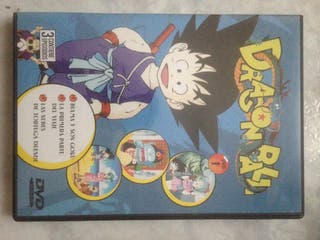 Dvd 3 Episodios Bola De Dragon