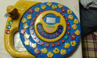 Juego interactivo infantil