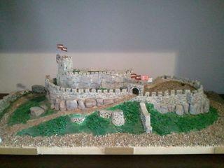 Maqueta Castillo de atienza