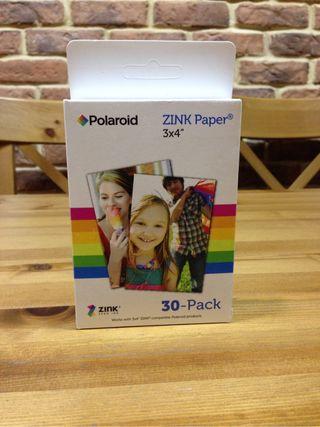 Polaroid Zink Paper 3x4