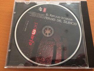 CD Rom - Heroes Del Silencio