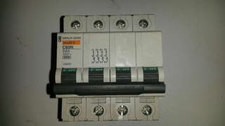 Magnetotermico trifasico ( nuevo )
