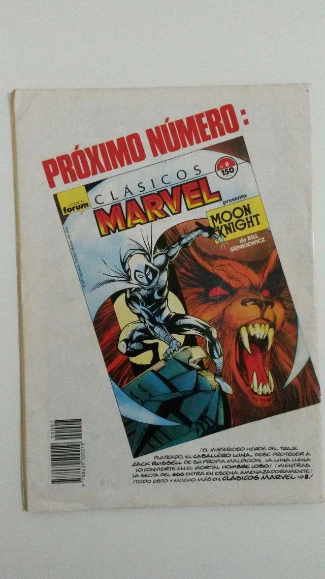 Comic Clasicos Marvel de los 80's
