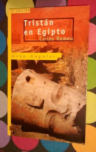 Tristán en Egipto