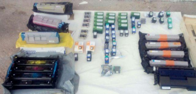 Tóner y cartuchos impresoras para reciclaje