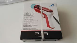 PlayStationMove SHOOTING ATTACHMENT.