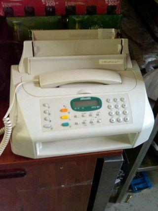 Fax, telefono, fotocopiadora