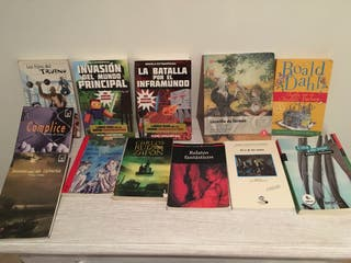 Libros Infantiles Y Escolares