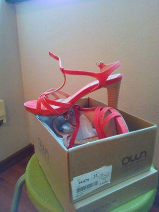 Zapato verano mujer
