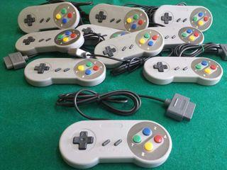 Dos mandos 12€ para Super Nintendo SNES
