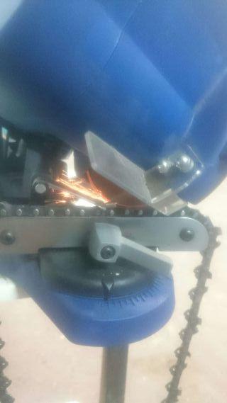 Se afilan cadenas de motosierra 3€