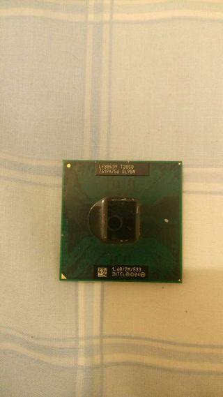 CPU T2050 portátil