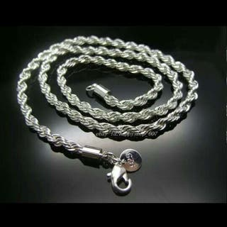 Silver 925 rope chain
