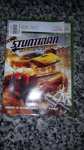 Stuntman ignition xbox 360 juego