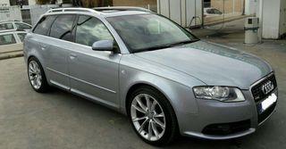 Audi A4 Avant Familiar