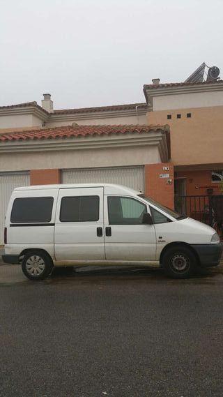 Vendo furgoneta Citroën jumpi