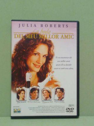 DVD Pel·lícula: la boda del meu millor amic