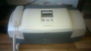 Impresora, Fax, scaner y fotocopiadora