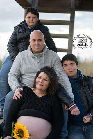 Sesión fotográfica familiar o de pareja.
