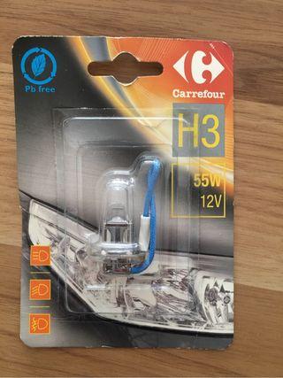 Lámpara Antiniebla H3
