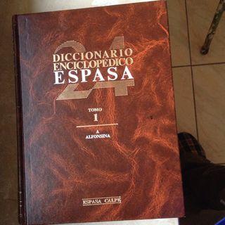 Diccionario enciclopédico Espasa Calpe