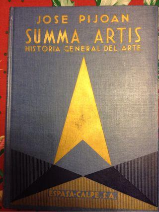 Summa Artis. Historia General del Arte