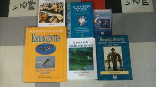 Libros de pesca