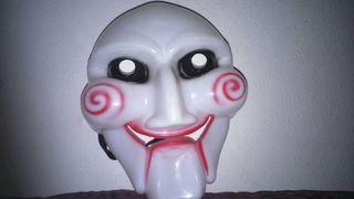 Mascara billy de saw plastico