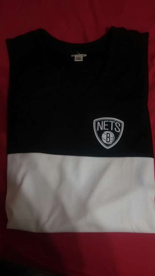 Camiseta Tirantes Brooklyn Nets Adidas