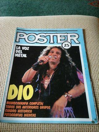 Revista póster de POPULAR 1 ( COLECCIONISTAS )