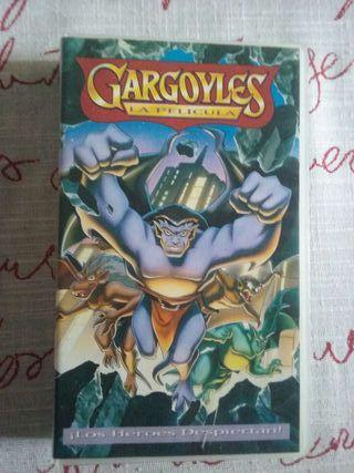 Gargoyles: La película