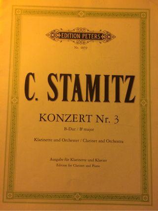 C.Stamitz Konzert Nr 3