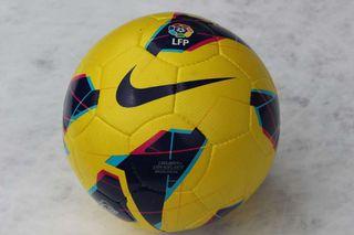 Balón Nike Máxim. Oficial LFP 2012-13.