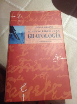 Libro Grafología