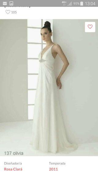 vestido de novia de segunda mano en lugo en wallapop