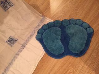 Juego Baño Azul. CHOLLO!!!
