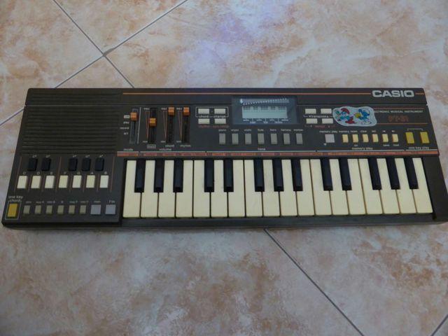 Organo CASIO PT-31 - PT31 -