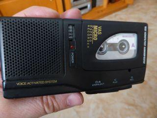 Mini Grabadora de Sonidos con Cinta Incluida
