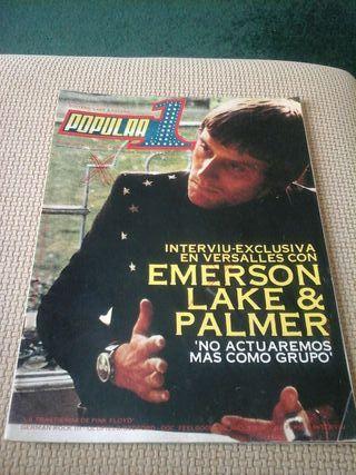 Revista de POPULAR 1 ( COLECCIONISTAS )