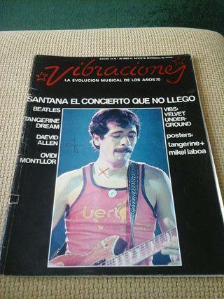 Revista de VIBRACIONES ( COLECCIONISTAS )