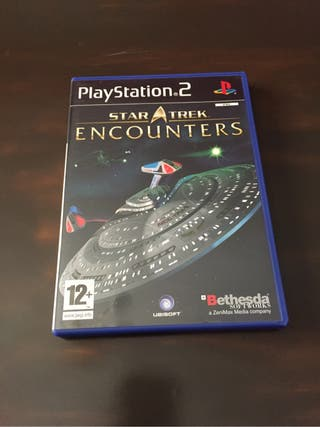 Star Trek Encounters Play Station 2