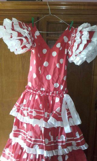 Dos trajes flamenca