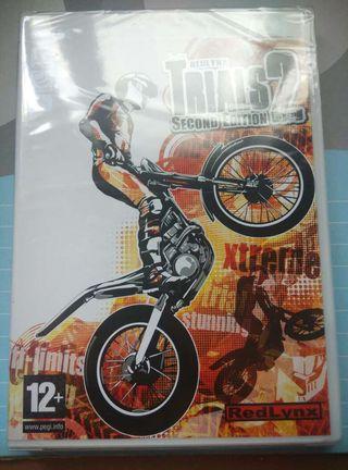 """3x2 JUEGOS PC 100% NUEVOS """"Trials 2"""""""