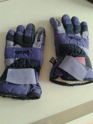 """Guantes Nieve """"Thinsulate"""" Sport"""
