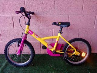 Bicicleta de 16''